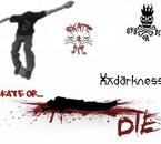 en mode skate =D