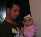 Papa et Inès