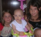 Célie, Idalina et Camille