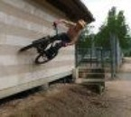 UN wall ride !! On aime bien rider
