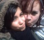 Carey Ann et Priscilla