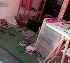 """Je crois qu'c'est ma chambre,ou^plûtot mon studio ^^"""",XP."""