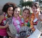 omara,lori,christelle and my