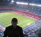 Camp Nou - Barcelone