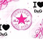 converse D&G