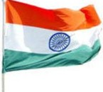 My lovely Tiranga of INDIA