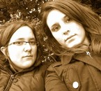 Moi et Samantha