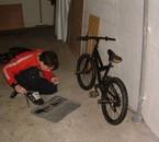 Moi Qui Repars Le Bike In Black