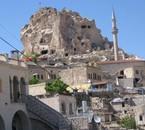 The Castle Of Uçhisar