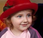 ma nièce Océane que j'aime
