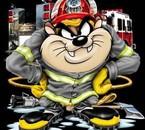 pompier de choc