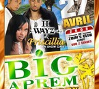 BIG APREM ZOUK PARTY reporter pour biento