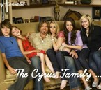 The Cyrus Family, Brandon, Noah, Billy , Tish, Miley, Brandi