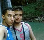 me & Amine