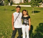 mon cousin et moi x)