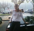 moi sur ma voiture a aix xd