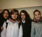 4 super amies