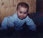 moi quand j'etait bébé