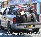 Dodge et 2 R1 + roues de 250 $
