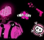 I love EMO style !!