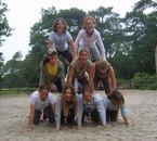 The pyramide des folles ! <3