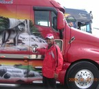 MA PASSION ( LES CAMIONS )