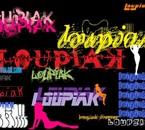 loupiak style