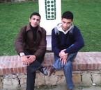 yo con Omar