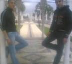 moi et Charaf