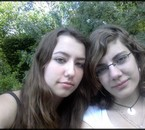 my bestha' and me
