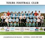 l equipe de tours 2008-2009 en ligue 2
