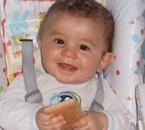 Voici mon fils Ethan qui aura bientot 8 mois