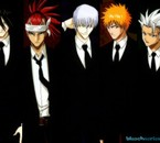 BLEACH's POPULAR & BEAUTIFUL BOYS ♥
