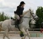 Moi et mon cheval
