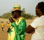 Abdoulaye THIAM du 12e gaïndé Tournoi OM 2008