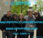 STANFOUR ^^ check them out!