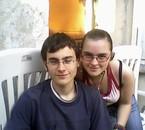 mon frére et moi (photo trés ancienne)