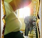 me 4 mois de grossesse