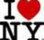 I love N.Y a fond