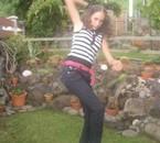 Moi dans l'action (dance) lol