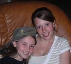 ma petie soeur et moi(photo recente de moi )