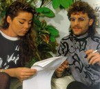 Michael et Sandra Cretu