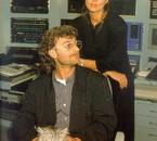 Sandra et Michael Cretu