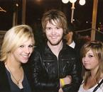 SARAH, CHRiS & LAURA .