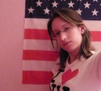 me and the american flag