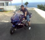 With my SUZUKI R_GSX 750