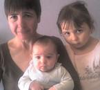 maman et sé petit enfants