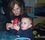 killian avec sa mamy