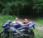 moi é mon best avec ma moto
