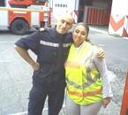 moi avec un marins pompiers de marseille !